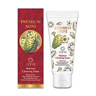Sữa rửa mặt dưỡng ẩm chiết xuất trái nhàu _ Cana Premium Noni Moisture Cleansing Foam thumbnail