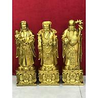 Bộ tam đa màu gold - Chất liệu đồng cao cấp (kt 40x13cm) thumbnail