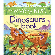 My Very First Dinosaurs Book thumbnail