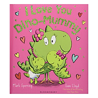 I Love You Dino-Mummy thumbnail