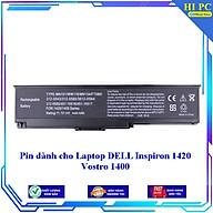 Pin dành cho Laptop DELL Inspiron 1420 Vostro 1400 - Hàng Nhập Khẩu thumbnail