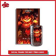 DECAL TRANG TRÍ MÁY TÍNH CASIO VINACAL GAME LIÊN QUÂN thumbnail