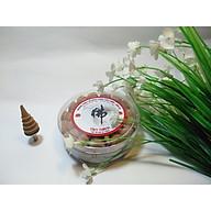 Nhang nụ Bách xanh 33 nụ Mộc Châu - Sơn La_ TẶNG đế trụ đồng đặt nhang nụ thắp hương thumbnail
