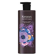 Dầu gội nước hoa cao cấp bổ sung dưỡng chất giúp hạn chế hư tổn và gãy rụng cho tóc KERASYS ELEGANCE AMBER 600ml - Hàn Quốc Chính Hãng thumbnail