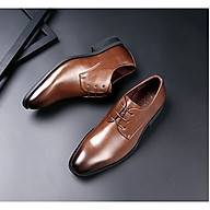 Giày Tây Nam Công Sở Da Cao Cấp Sang Trọng thumbnail