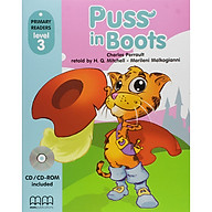 MM Publications Puss In Boots Student S Book (With Cd-Rom) British & American Edition thumbnail