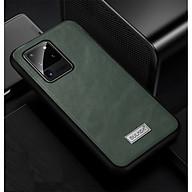 Ốp lưng Samsung Galaxy S20 Plus S20 Ultra chính hãng SULADA dạng da mềm thumbnail