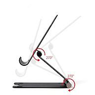 Giá đỡ điện thoại và máy tính bảng Selfiecom A30 - Chất liệu hợp kim chắc chắn (Giao màu ngẫu nhiên) - Hàng chính hãng thumbnail