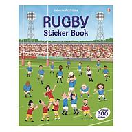 Usborne Rugby Sticker Book thumbnail