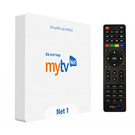 Android tivi Box MyTV NET 2GB bản 2019 4K utra, truyền hình bản quyền - CHÍNH HÃNG thumbnail