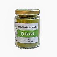 Bột trà xanh nguyên chất Bảo Nam 100gr thumbnail