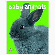 Bright Baby Touch & Feel Baby Animals thumbnail