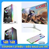 Bộ máy tính để bàn chơi GAME VietTech (Sản phẩm trọn bộ )- Hàng nhập khẩu thumbnail