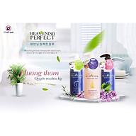 Combo 1 sữa tắm dưỡng ẩm, làm trắng da 750ml + 1 dầu gội dưỡng chất suôn mượt 750ml Heavening - nhập khẩu Hàn Quốc thumbnail