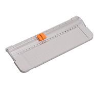 JIELISI A5 Mini Portable Paper Trimmer Paper Cutter Cutting Machine 9 Inch Cutting Length for Craft Paper Card Photo thumbnail