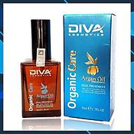 Tinh dầu dưỡng tóc DIVA Cosmetics Argan Oil 50ml thumbnail