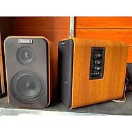 Bộ loa vi tính kiểm âm cao cấp Lohao AV 8219 - Âm thanh 2.1 - Kết nối bluetooth, USB, SD, AV - Vỏ gỗ sang trọng - 2 Bass 2 Treble - Chỉnh âm thanh ngay trên loa - Công suất lên đến 100W - Hàng chính hãng thumbnail