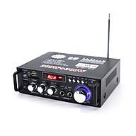 Ampli mini bluetooth 12v 220v AV-153TV, USB,SD,FM thumbnail
