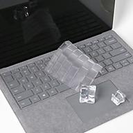 Phủ phím TPU trong suốt dành cho Surface đủ dòng - bảo vệ chống bám bụi, chống nước thumbnail