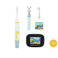 Bộ bàn chải tập đánh răng Premium cho bé từ 3 tuổi Marcus & Marcus - Lola thumbnail