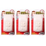 Bộ 3 hộp bọc ổ điện bảo vệ bé an toàn - Hàng nội địa Nhật thumbnail