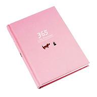 Sổ Tay Kế Hoạch Nhật Ký 365 Ngày Life Planner Cao Cấp - Tặng 3 Stickers Siêu Dễ Thương thumbnail