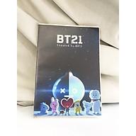 Sổ BT21 A5 tập vở viết học sinh tặng kèm bút BT21 thumbnail