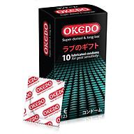 Bao cao su OKEDO (hộp 10 cái) thumbnail