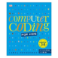 Computer Coding for Kids A unique step-by-step visual guide, from binary code to building games (Paperback) thumbnail