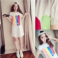 Đầm Suông Phong Cách Hàn Quốc,Đầm Suông Nữ, Váy Nữ Thời Trang HQ PLaza 206344 thumbnail