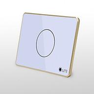 Công tắc cảm ứng chữ nhật 1 nút Lumi LM-S1 - Trắng - Hàng chính hãng thumbnail