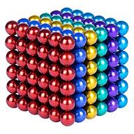 Nam Châm Bi Từ Tính Neko Chengjie Magnetic Material (Size 5mm sắc màu) thumbnail