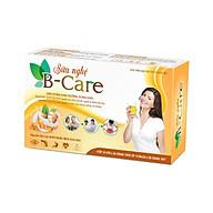 Sữa nghệ B-Care hộp giấy 10 gói thumbnail