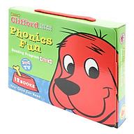 Clifford Phonics Fun Pack 4 (W CD) thumbnail