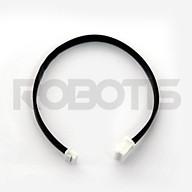 ROBOTIS Robot Cable-4P 120mm (Wireless Module) 4 pcs- Hàng nhập khẩu thumbnail