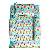 Bộ 4 Món Ga Gối Cho Bé Sleep Baby Water Drop Animals - F155 thumbnail