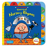 Lucy Cousins Treasury of Nursery Rhymes Book and CD thumbnail