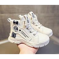 Giày Boot cho bé gái phong cách hàn quốc EB005 thumbnail