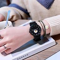 Đồng hồ nam nữ hoa cúc thời trang dây dù cực đẹp sang trọng sành điệu ZO105 thumbnail