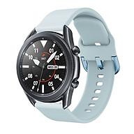Dây Cao Su Genius Cho Đồng Hồ Galaxy Watch 3 41mm 45mm (Size 20mm và 22mm)Hàng chính hãng PHANHDUONG đủ size màu thumbnail