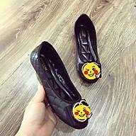 Giày Búp Bê Thời Trang Cao Cấp Ladiez Dép Sục Nữ Chất Liệu Da Sần Khóa Chữ G Êm Chân Đế Bệt Xinh Xắn Siêu Đẹp thumbnail