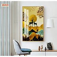 Tranh treo tường đẹp Tranh GP gỗ MDF cao cấp 26419 thumbnail