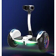 Xe điện cân bằng siêu cấp - 2 tay điều khiển và chân kẹp - Phát nhạc Bluetooth thumbnail