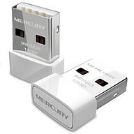 USB Wifi không dây MERCURY MW150UH thumbnail