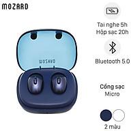 Tai nghe Bluetooth True Wireless Mozard Q8 - Hàng chính hãng thumbnail