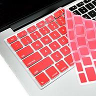 Tấm phủ bàn phím Silicon dành cho các dòng Macbook M1 mới nhất thumbnail