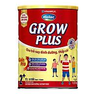 Thùng 6 Hộp Thiếc Sữa Bột Vinamilk Dielac Grow Plus 2+ Đỏ (6 x 1500g) thumbnail