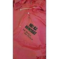Áo mưa măng tô dây kéo Helo Kitty - Doremon - Gấu Brown (lỗi in) thumbnail