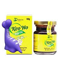 Keo Ho Diệp Chi đánh bay Ho đờm, không lo sổ mũi dùng cho cả người lớn và trẻ em tặng khủng long chut chit cho bé thumbnail