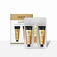 Mặt nạ vàng dạng lột, Dưỡng trắng, Làm sạch da, Se khít lỗ chân lông - DMCK Luxe Gold Peel-off Gel Mask (50ml 2pcs) thumbnail